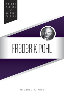 Frederik Pohl by Michael R. Page