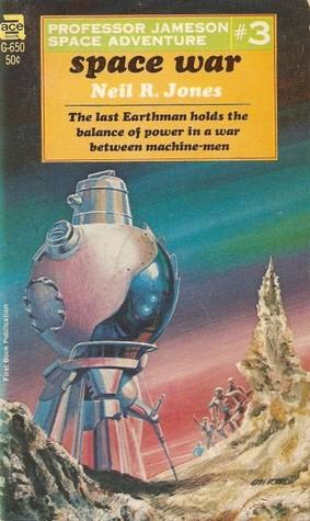 Space War by Neil R. Jones, Gray Morrow