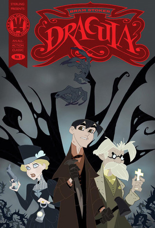 Dracula by Bill Halliar, Bram Stoker, Ben Caldwell, Michael Mucci