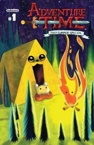 Adventure Time: 2013 Summer Special by Andy Runton, Noelle Stevenson, Ryan Pequin