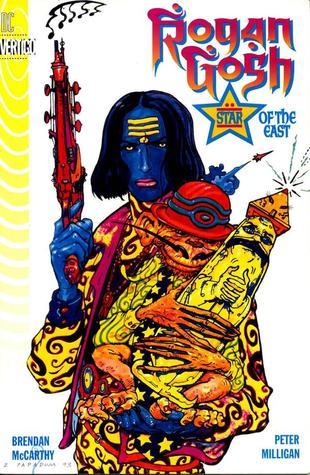 Rogan Gosh: Star of the East by Brendan McCarthy, Peter Milligan