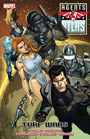 Agents of Atlas: Turf Wars by Carlo Pagulayan, Jeff Parker, Gabriel Hardman