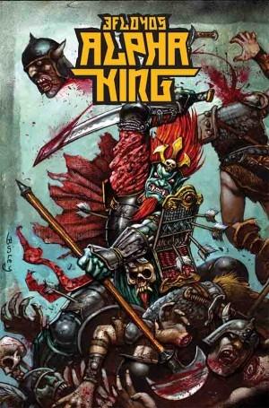 3 Floyds: Alpha King #1 by Nick Floyd, Brian Azzarello, Simon Bisley, Ryan Brown