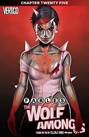 Fables: The Wolf Among Us #25 by Dave Justus, Steve Sadowksi, Matthew Sturges