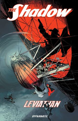 The Shadow: Leviathan by Daniel HDR, Simon Spurrier, Dan Watters