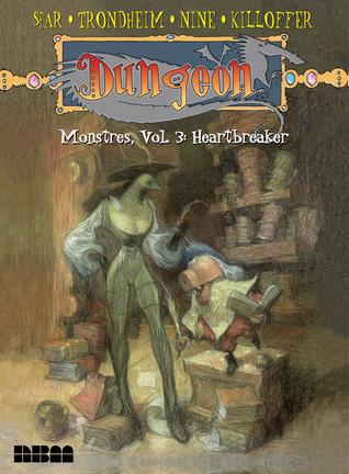 Heartbreaker by Patrice Killoffer, Joann Sfar, Carlos Nine