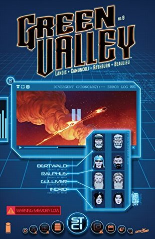 Green Valley #9 by Jean-François Beaulieu, Max Landis, Cliff Rathburn, Giuseppe Camuncoli