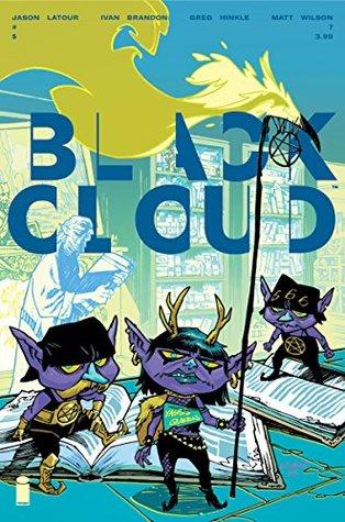 Black Cloud #7 by Jason Latour, Ivan Brandon