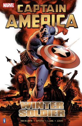 Captain America: The Winter Soldier Infinite Comic #1 by Peter David