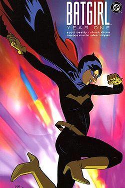 Batgirl: Year One by Chuck Dixon, Álvaro López, Marcos Martín, Scott Beatty