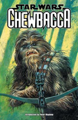 Star Wars: Chewbacca by Peter Mayhew, Darko Macan, Igor Kordey, Brent Anderson
