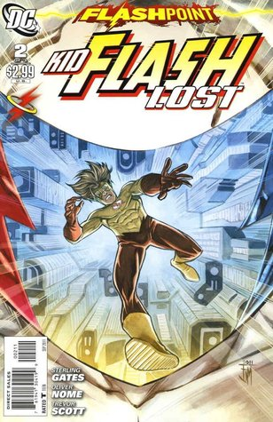 Flashpoint: Kid Flash Lost #2 by Sterling Gates, Oliver Nome