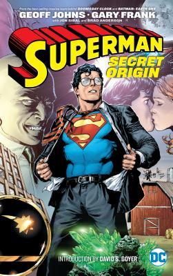 Superman: Secret Origin (New Edition) by Geoff Johns