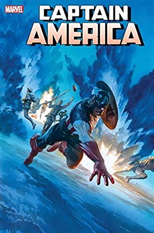 Captain America (2018-) #22 by Bob Quinn, Alex Ross, Ta-Nehisi Coates