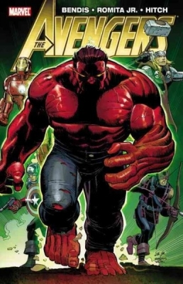 Avengers By Brian Michael Bendis, Vol. 2 by Brian Michael Bendis, John Romita Jr., Bryan Hitch