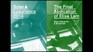 The Final Abdication of Elisa Lam by M Kitchell, Sean Kilpatrick