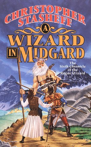 A Wizard in Midgard by Christopher Stasheff