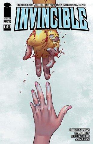 Invincible #110 by John Rauch, Robert Kirkman, Ryan Ottley