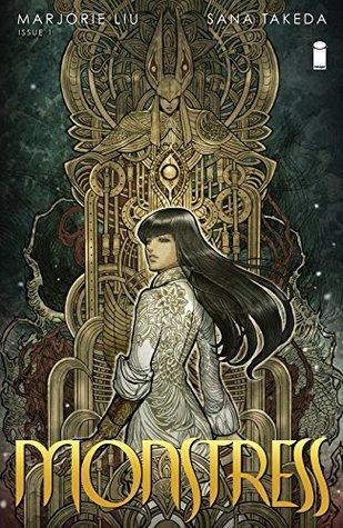 Monstress #1 by Sana Takeda, Marjorie M. Liu
