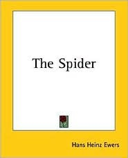 The Spider by Hanns Heinz Ewers