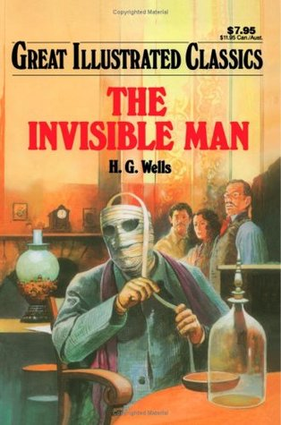 Invisible Man by Malvina G. Vogel, H.G. Wells