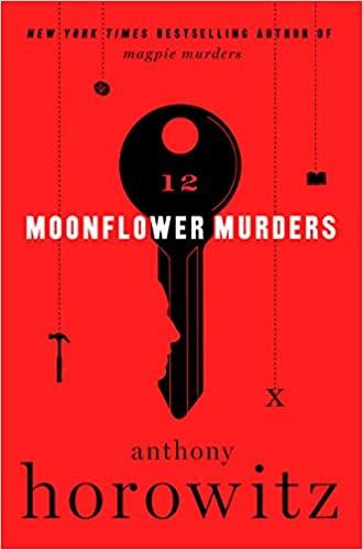 Οι φόνοι του νυχτολούλουδου by Χριστιάννα Σακελλαροπούλου, Anthony Horowitz