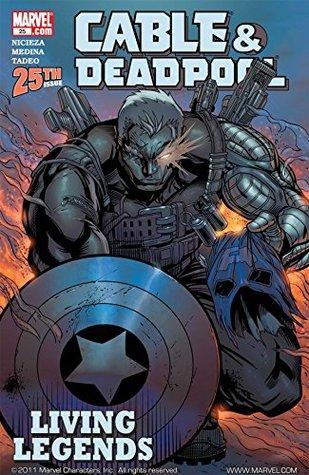 Cable & Deadpool #25 by Lan Medina, Patrick Zircher, Edgar Tadeo, Fabian Nicieza