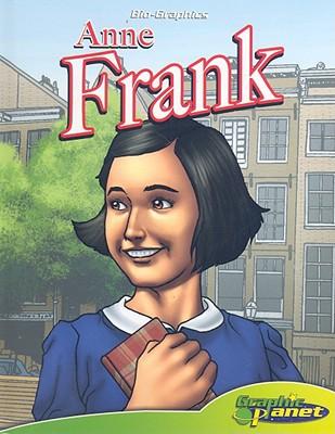 Anne Frank by Joe Dunn