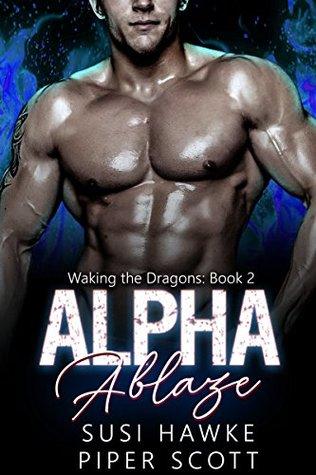 Alpha Ablaze by Susi Hawke, Piper Scott