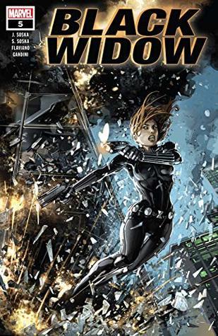 Black Widow (2019) #5 by Flaviano, Sylvia Soska, Jen Soska, Clayton Crain