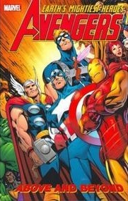 Avengers: Above and Beyond by Steve Englehart, Kurt Busiek
