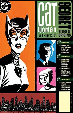 Catwoman Secret Files (2002) #1 by Matt Hollingsworth, Tom McCraw, Mike Manley, Ed Brubaker, Michael Avon Oeming, Eric Shanower, Cliff Chiang, Cameron Stewart, Michael Lark