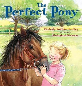 The Perfect Pony by Shelagh McNicholas, Kimberly Brubaker Bradley