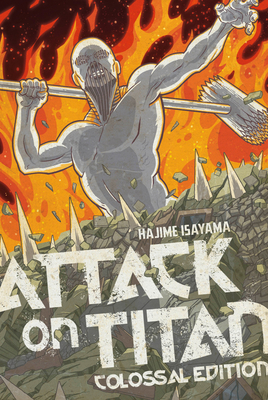 Attack on Titan: Colossal Edition 5 by Hajime Isayama