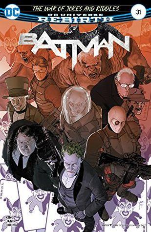 Batman #31 by Tom King, Mikel Janín, Hugo Petrus, June Chung
