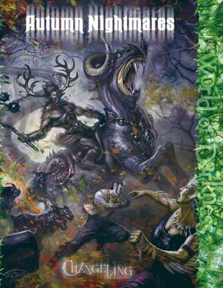 Autumn Nightmares by Chuck Wendig, Matthew McFarland, Ethan Skemp, Jess Hartley, Travis Stout