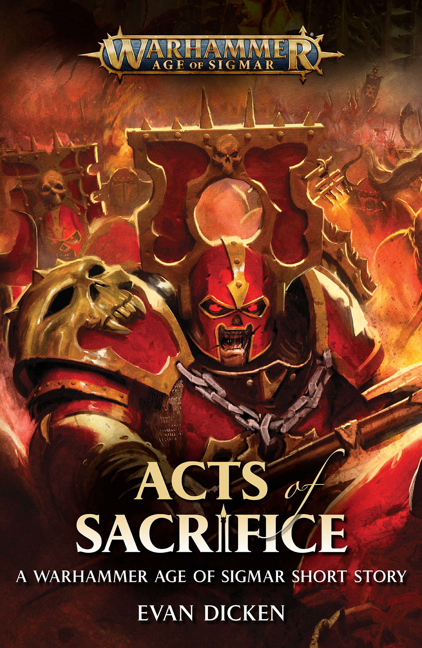 Acts of Sacrifice by Evan Dicken