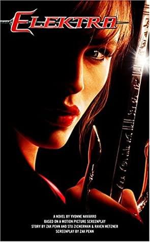Elektra by Yvonne Navarro
