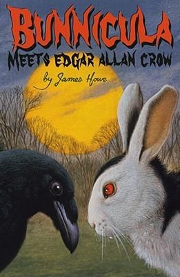 Bunnicula Meets Edgar Allan Crow by James Howe, Eric Fortune