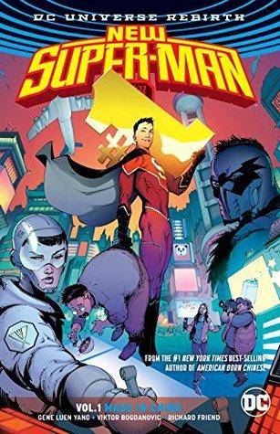 New Super-Man, Vol. 1: Made in China by Dave Sharpe, Viktor Bogdanovic, Richard Friends, Gene Luen Yang