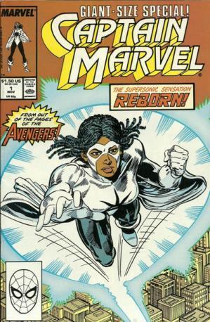 Captain Marvel: The Supersonic Sensation Reborn by Dwayne McDuffie