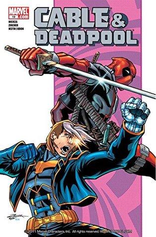 Cable & Deadpool #19 by Patrick Zircher, Fabian Nicieza, M3th