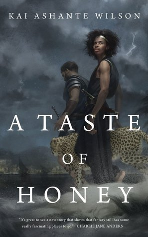 A Taste of Honey by Kai Ashante Wilson