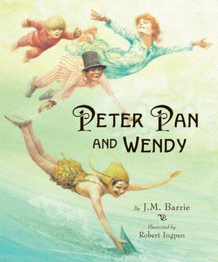 Peter Pan And Wendy by J.M. Barrie, Ken Geist
