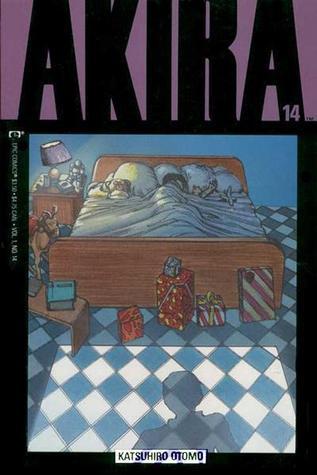 Akira, #14: Caught in the Middle by Katsuhiro Otomo