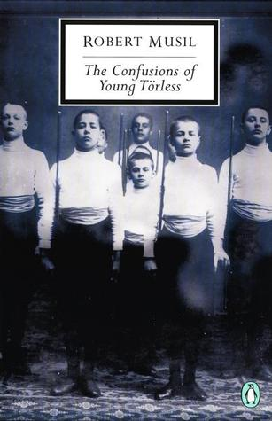 The Confusions of Young Törless by J.M. Coetzee, Robert Musil, Shaun Whiteside