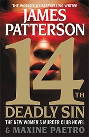14th Deadly Sin by Maxine Paetro, James Patterson