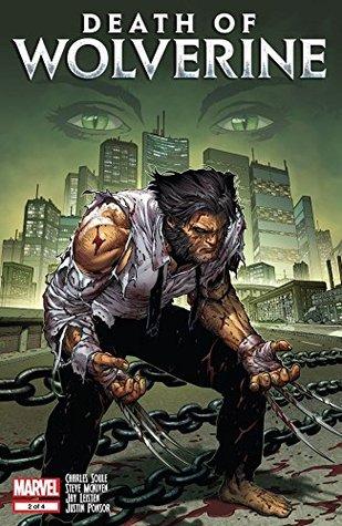 Death of Wolverine #2 by Charles Soule, Steve McNiven, Justin Ponsor, Jay Leisten
