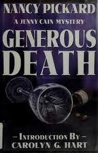 Generous Death by Nancy Pickard