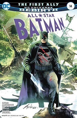 All-Star Batman #14 by Rafael Scavone, Scott Snyder, Trish Mulvihill, Rafael Albuquerque, Sebastian Fiumara, Jordie Bellaire